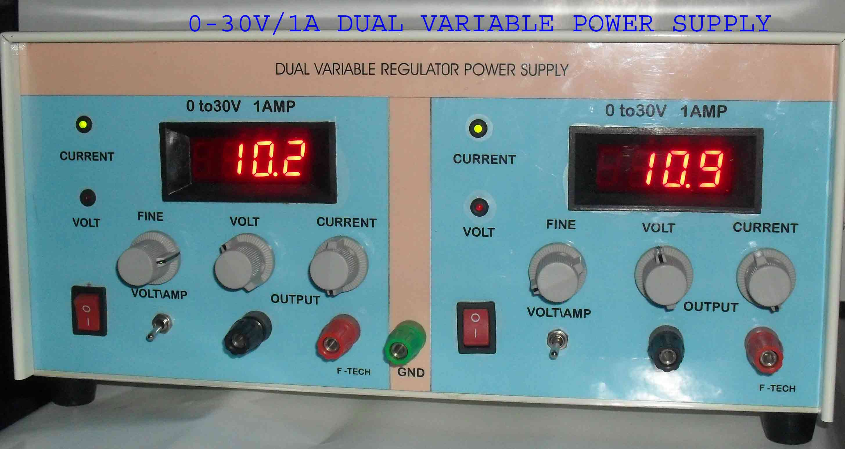 Anand Electronics Power Supply Dual